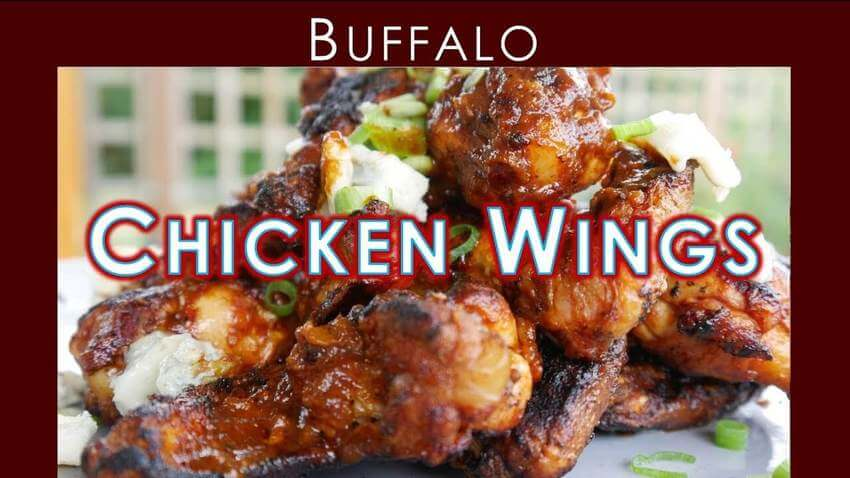 Buffalo Chicken Wings | BBQ & Grill Rezept