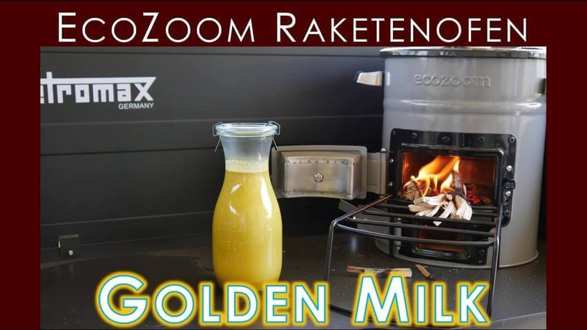 Golden Milk | BBQ & Grill Rezept